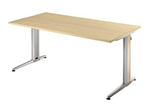 Schreibtisch XS16 Buche - 6