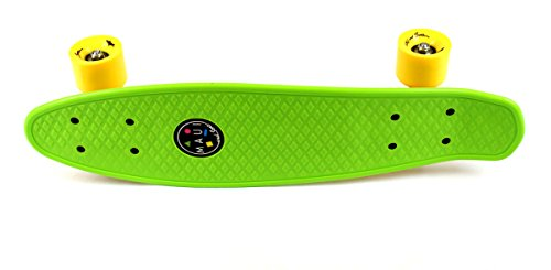 Maui and Sons, Skateboard MSSKT3023, Verde (Green), Standard