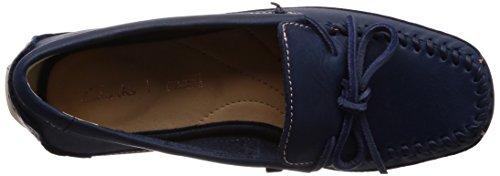 Clarks Shoes 26.131.018 Natala Rio Blu Navu