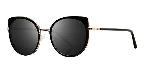 2e537ab256 CARIN Suzy Sunglasses Lucy C1 C2 Pink Mirror C3 Brown Mirror C4 Gold Mirror  (Lucy C1)