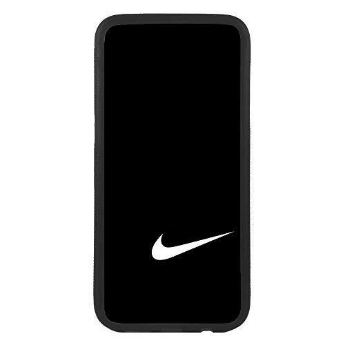 custom-cases Hülle Tasche TPU für alle die Mobile mit Design Nike Schwarz Logo - iPhone 6 Plus Logo Custom Iphone