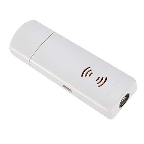TV Card USB Wireless Remote-Control Transmission Car Audio Video Capture RTL2832U R820T DVB-T  Including SDR White