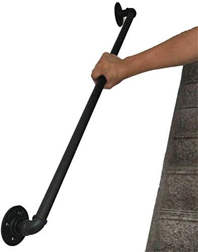 FXPCQC Sicherheit Handlauf für treppe Außen Innen handläufe für aussen Treppengeländer Komplettes Handlaufset Wandhalterung Handlaufhalter für behinderte Kinder Eingangsgeländer