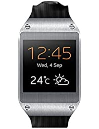 Samsung Galaxy Gear V700 Smartwatch (4,14 cm (1,63 Zoll) SAMOLED-Display, 800 MHz, 512MB RAM, Android 4.3) schwarz