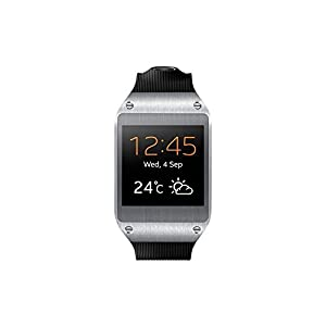Samsung Galaxy Gear V700 Smartwatch (6,4 cm (2,5 Zoll) OLED-Display, 1,5GHz, Dual-Core, 1GB RAM, Android 4.3)