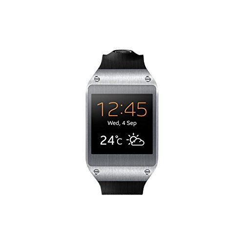 V700 Smartwatch (4,14 cm (1,63 Zoll) SAMOLED-Display, 800 MHz, 512MB RAM, Android 4.3) schwarz ()