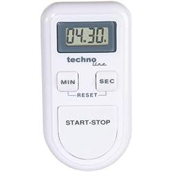 Technoline KT 100 Countdown Timer weiß