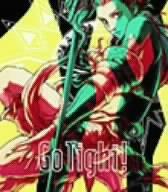 Go Tight! (Sousei No Aquarion Theme Songs)