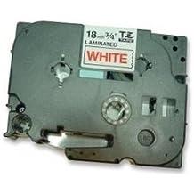 Prestige Cartridge 2 Kassetten TZe-FX641 TZ-FX641 schwarz auf gelb 18mm x 8m Schriftband kompatibel f/ür Brother P-Touch PT-2430PC 3600 9600 D400 D600VP E300VP E550WVP H300 H500 P700 P750W flexibel