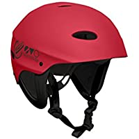 2017 Gul Evo Watersports Helmet RED AC0104-B3
