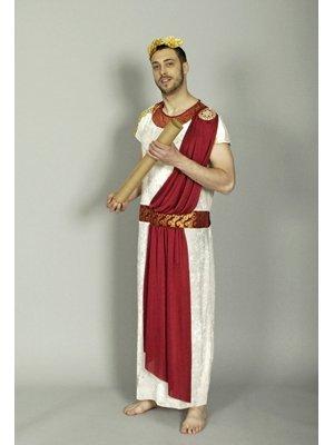 Kostüm Toga, Julius Caesar , - Julius Caesar Kostüm