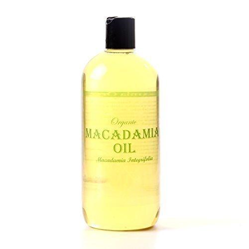 Macadamia Orgánico Aceite Portador - 1 Litro - 100% Puro