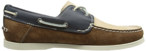 Timberland Heritage Cw Boat Ftb, Boots homme Multicolore (Earth Tri-Tone)
