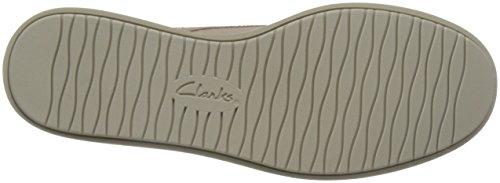 Clarks Glick Shine, Oxfords Femme Beige (Nude Leather)