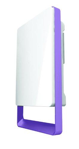 Aurora EU1TOUCHP - Termoventilatore scaldasalviette con rilevatore di movimento, 1800 W