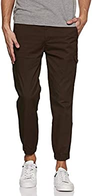 United Colors of Benetton Men's Slim Fit Casual Trou