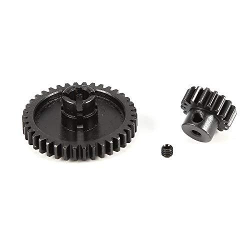 ltoys A949 A959 A969 A979 K929 RC Autoteile Upgrade Teil Metallgetriebe + Motorgetriebe Ersatzteile JBP-X ()