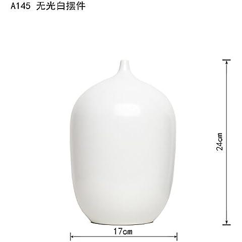 Vasi di ceramica famiglia salotto arredate con moderni vasi di