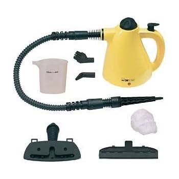 Clatronic DR 2930 Dampfreiniger 3,5 Bar gelb-schwarz
