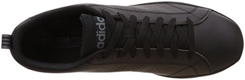 adidas NEO Herren Vs Advantage Clean Low-Top Black (Negbas / Negbas / Lead)