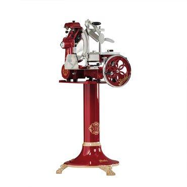 Berkel Schwungrad Aufschnittmaschine Tribute rot