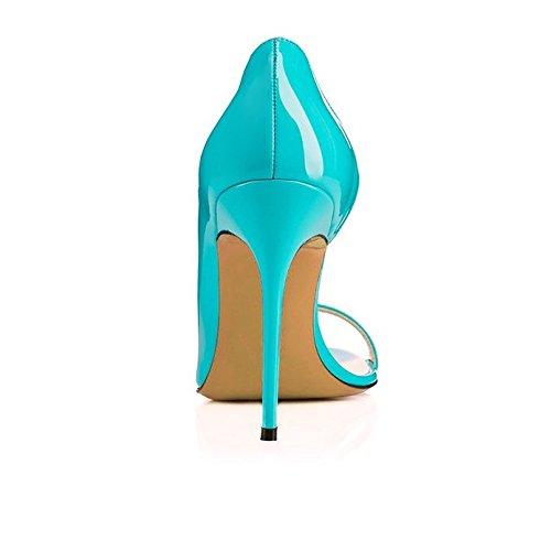 Amy Q , Salle de bal femme Bleu