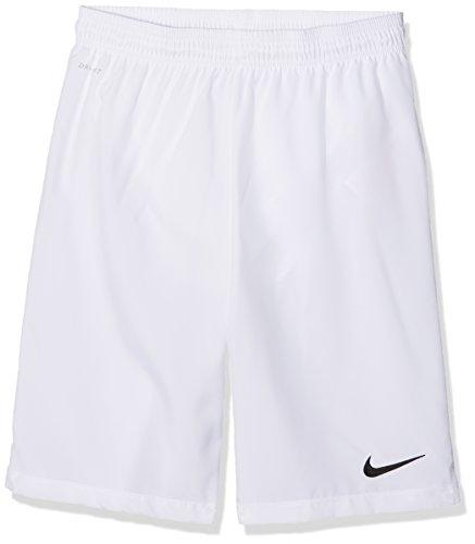 Nike - pantaloncini da allenamento da bambino laser iii, bambini, laser iii, bianco, s