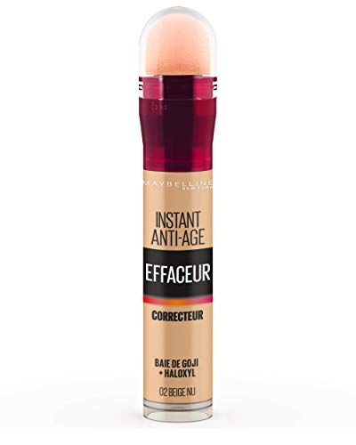 Maybelline MAY IAR ERASER EYE BLg NUDE - correctores
