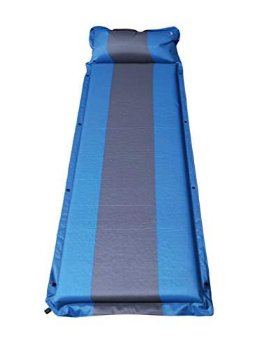 besbomig Selbstaufblasende Isomatte Schlafmatte Wasserabweisend und Rutschfest Luftmatratze - Tragbare Luftmatratze für Outdoor Camping Reise Strand