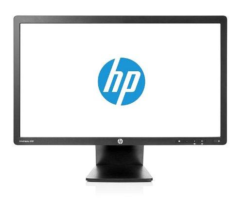 HP EliteDisplay E231 23 inch LED Backlit Monitor - Black