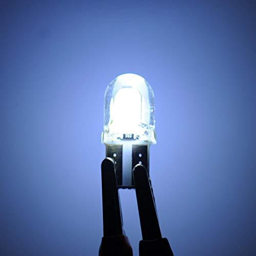iBaste_top Éclairage Automobile T10 COB 16 Voiture Compte-Gouttes de Colle Voiture LED Lampe de Largeur Lampe Instrument Lumières de Lecture Lumières Plaque