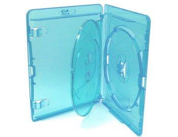 Amaray Blu Ray Premium boitier pour 3 disques Pack de 5