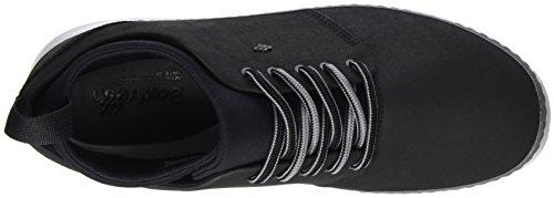 Boxfresh Tonpe, Baskets Basses Pour Homme Noir (noir)
