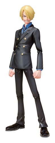 "Bandai Tamashii Nations Sanji ""One Piece"" S.H.Figuarts Action Figure (japan import) 1"