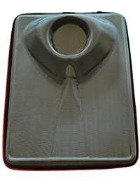 Elegante Custodia Rigida Per Camicia Uomo - Porta Camicia - Borsa Da Viaggio Per Camicie - Senza Piega In Valigia o Trolley - Comodo Come Bagaglio A Mano - Organizzatore Valigia