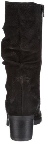 Gabor Shoes Comfort 32.802.47 Damen Stiefel Schwarz/Schwarz