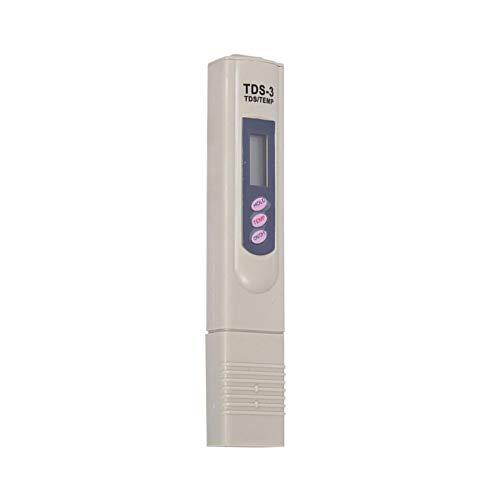 Honsin Water Quality Test Pen Meter Tester Electric for Aquarium Pool Water Cosmetic Experiment -