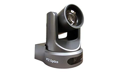 PTZOptics 12x USB gen-2USB 3.0PTZ 1080p Video Konferenz Kamera mit gleichzeitige HDMI und IP Streaming-Grau