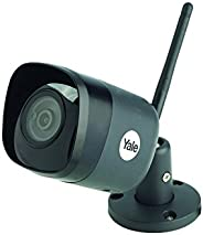 Yale SV-DB4MX-B WIFI Outdoor CCTV Camera - 4MP, Full HD