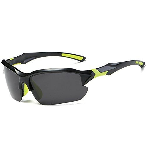 664a695dc2 DAUCO Gafas de Sol Deportivas-DAUCO UV400 Protección Gafas de Sol  polarizadas para Bicicleta Acampada