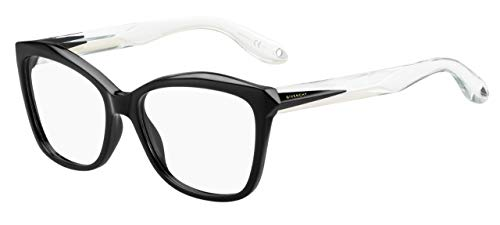 Givenchy Brillen Für Frau 0008 AM3, Black / Crystal Kunststoffgestell