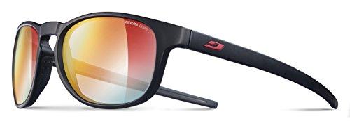Julbo Resist Sonnenbrille Damen, Schwarz/Rot
