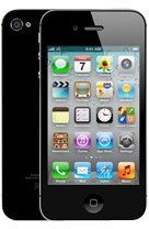 Apple Computer Apple iPhone 4S 16GB Dualcore-Smartphone (8,9 cm (3,5 Zoll) Touchscreen Display, 8 Megapixel Kamera, UMTS, iOS 5) schwarz