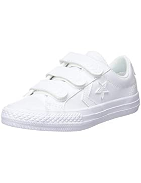 Converse Lifestyle Star Player Ev 3v Ox, Zapatillas Unisex niños