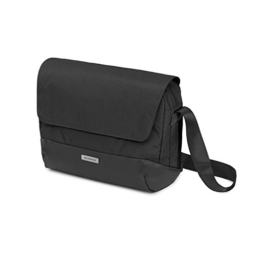 Slim Messenger Bag (Moleskine Metro Slim Messenger Bag Black)
