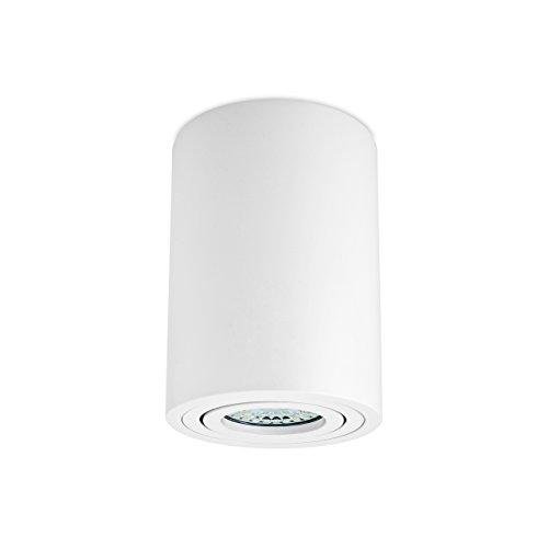 Focos LED de superficie PanderLights XL 4W blanco cálido