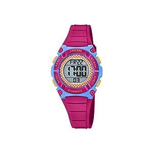 Calypso Watches Reloj Digital para Unisex Adultos de Cuarzo con Correa