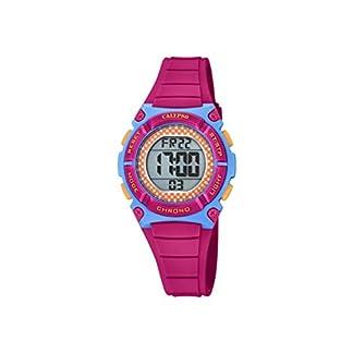 Calypso Watches Reloj Digital para Unisex Adultos de Cuarzo con Correa en Plástico K5756/6