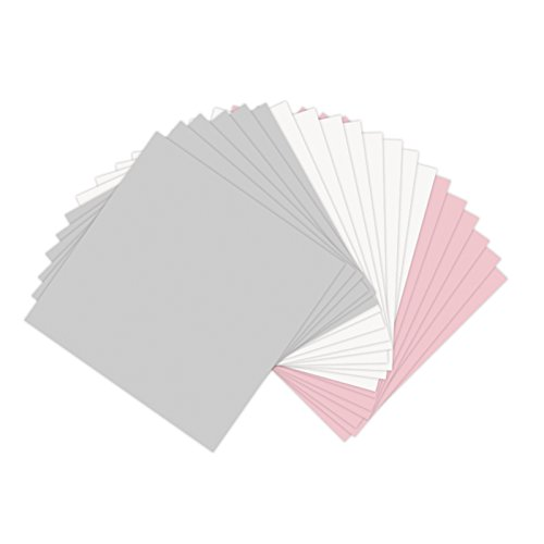 sizzix-paper-leather-sheets-6-inch-by-6-inch-assorted-pastels-20-sheets