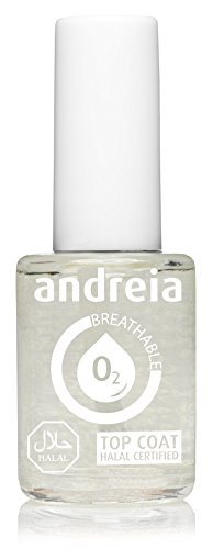Andreia Halal Top Coat Respirant 10,5 ml